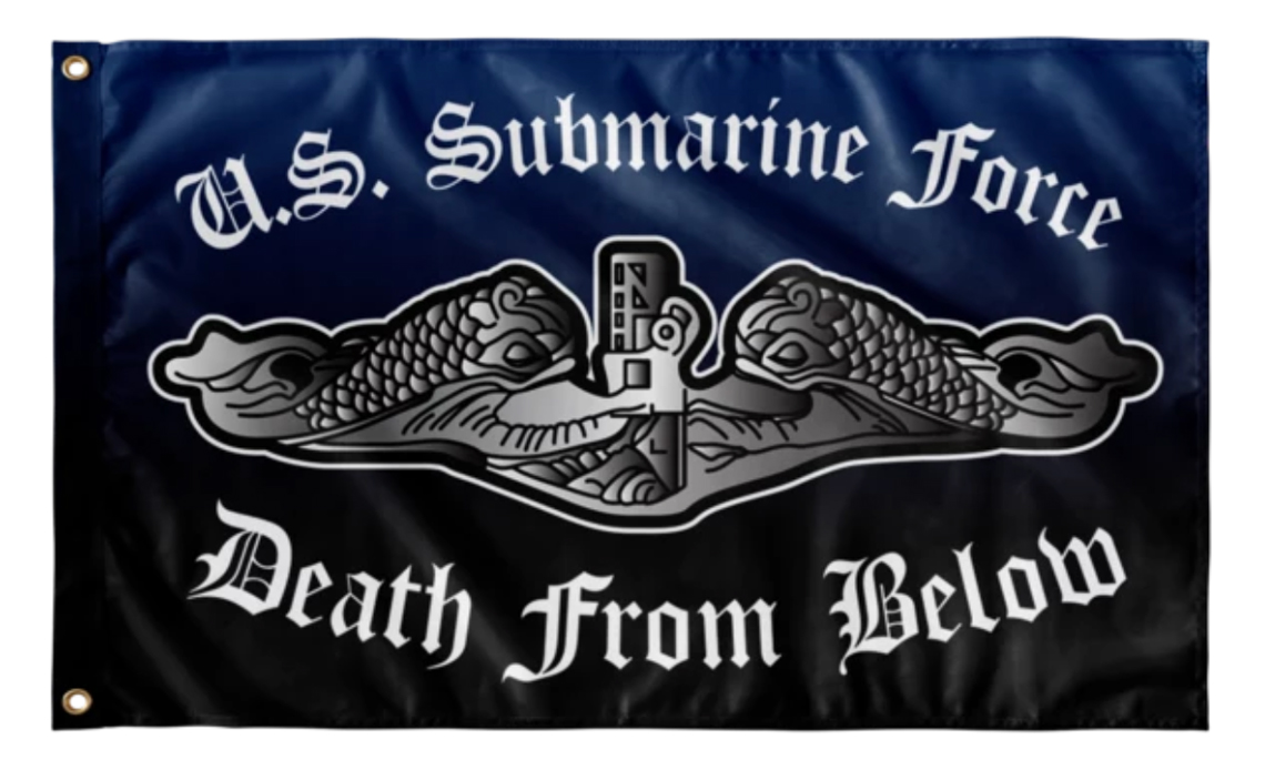 Death From Below Flag