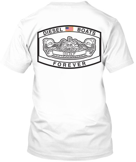 Silent Service Products Diesel Boats Forever Apparel