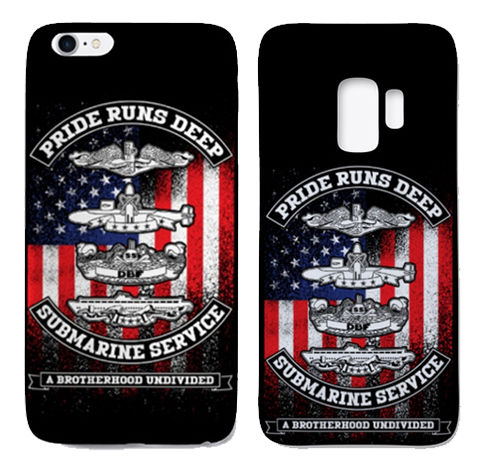 Pride Runs Deep Cell Phone Cases